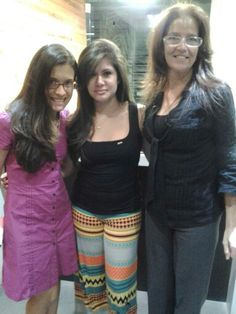 Vanesa, Sigrit, Gladys en preventa 2014