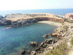 Cala del Faro de Cabo de Palos