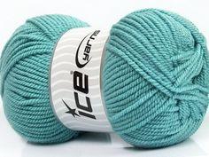 Lund Wool Bleu clair