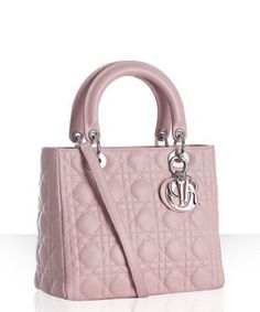 Lady Dior bag - I want one! :)