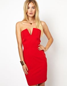 Little red dress. Little Red Dress, Going Out Dresses, Outfit Combinations, Latest Dress, Dream Dress, Formal Dresses, Maxi Dresses, Party Dresses, Cute Outfits