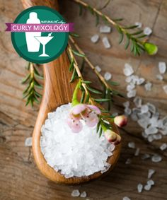 Weekly Salt Treatment for Psoriasis  Ingredients 1 tbsp salt 1 handful shampoo conditioner Mix a tablespoon of salt into a handful of shampoo Massage well into scalp Rinse thoroughly and follow with regular shampoo and conditioner.