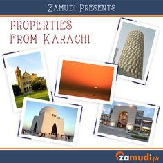 We bring you the best properties in Karachi!