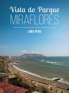 Miraflores o bairro charmoso a beira mar em Lima, Peru. Vista do parque Miraflores, Larcomar cidade de Lima #peru #viajar #viagem Confira outras vistas do Peru em https://apenomundo.com/category/peru/