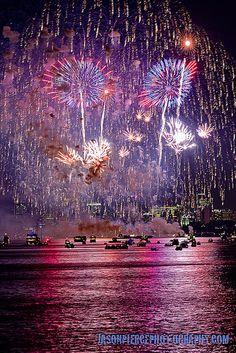 celebrations.  fireworks.