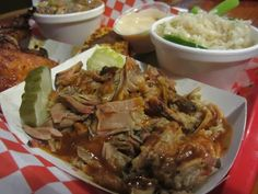 Moe's Original Bar-B-Que, Atlanta GA | Marie, Let's Eat!