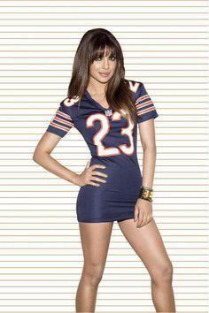 Priyanka Chopra's sexy NFL shoot #Bollywood #Fashion