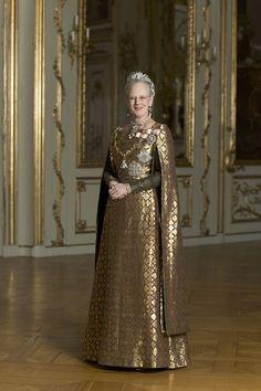 Dronning i 45 år   2009.