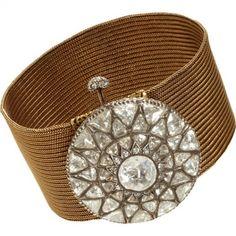 Munnu Diamond Bracelet Buckle