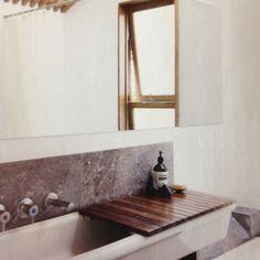 Bathroom from Australian vogue living