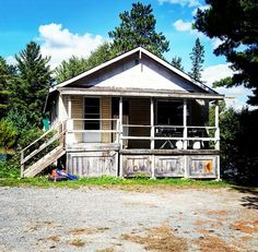Lake Manitou Lodge camp