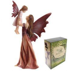Tales of Avalon - #Víla s dítětem, design Lisa Parker #fantasy #fairy