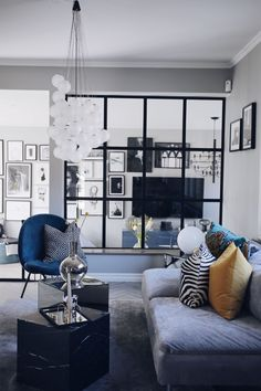 Förändringarna som avgör – Interior By Susan Ikea Soderhamn, Living Spaces, Living Room, Entry Hall, Lounge Areas, Ikea Hack, Home Fashion, This Is Us, Gallery Wall