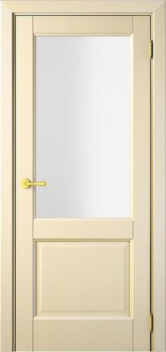 Sarto Interio NS 1222 Interior Door Satin Glass Creamy Ash