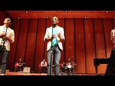 Gold Shades' exclusive: A night at the Ray Pac - YouTube