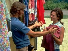 """'A Walk on the Moon' - highly underrated film and yummmm, """"the blouse man"""" ..."""