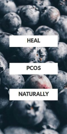 heal PCOS naturally (supplement suggestions, exercise, sleep, aroma therapy) ❤️