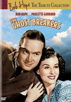 The Ghost Breakers DVD