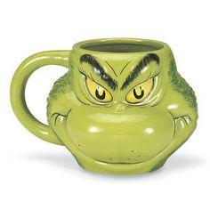 """""""The Grinch"""" Mug"""