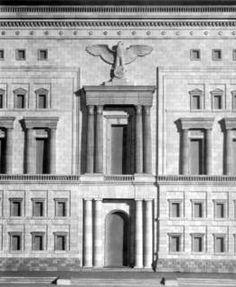 Albert Speer Blueprints | Albert Speer Architect