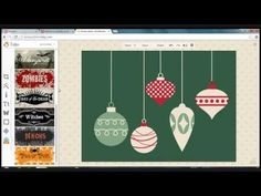Video Tutorial: Design Your Own Holiday Cards