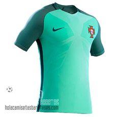 Camiseta Segunda Portugal Euro 2016  €15.5