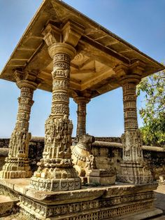 Indian Temple Architecture, Ancient Architecture, Beautiful Architecture, Art And Architecture, Temple India, Hindu Temple, Chittorgarh Fort, Temple Ruins, History Of India