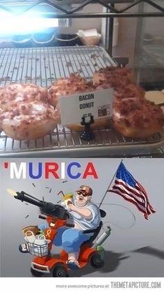'Murica…