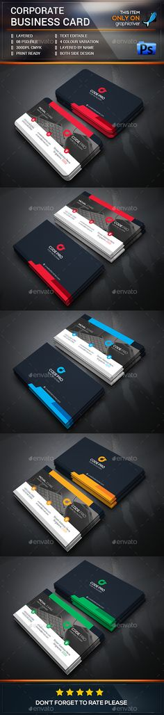 Business card bundle card templates business cards and template fbccfo Gallery