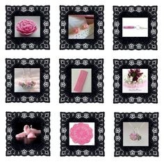 """""""Pink gifts"""" by keepsakedesignbycmm ❤ liked on Polyvore featuring Home, jewelry and accessories"""