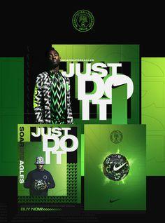 timeless design 42f06 1fc96 Nigeria Football Federation - Nike Campaign. Nike CampaignDesign CampaignNike  AdNike ...