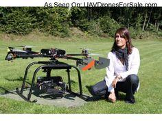 Vario Quad-Helicopter, Professional Video Camera Professional RC UAV UAS Drone http://uavdronesforsale.com/index.php?page=item=44
