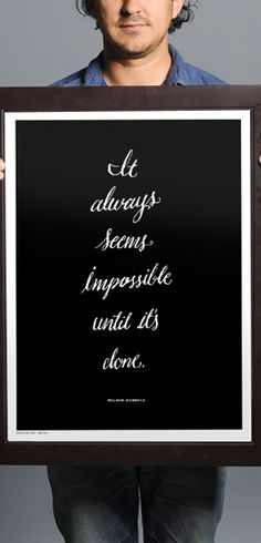 Buy this Impossible Print at http://www.sevenly.org/product/5213dbb20896bb1101000002?cid=ShrPinterestProductDetail