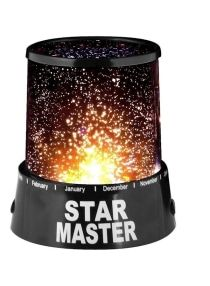 Ninimour- Star Master Starry Moon Beauty Night Cosmos Projector Bed Side Lamp (Black) by Dragonext Moon Beauty, Beauty Night, Starry Night Light, Starry Lights, Night Light Projector, Projector Lamp, Cosmos, Star Master, Star Lamp
