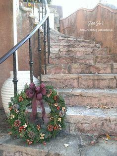 クリスマスリース Xmas wreath
