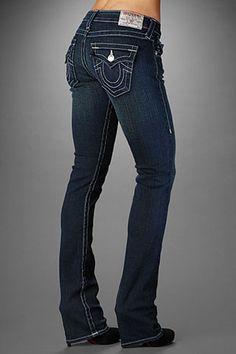 True Religion Jeans - Heart