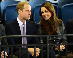 20 Times Kate Middleton & Prince William Couldn't Hide Their Love for Each Other…