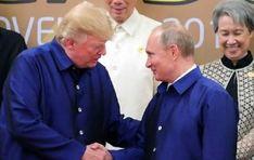 Τελικά βρέθηκαν και συζήτησαν Πούτιν και Τραμπ στο Βιετνάμ: Πρωινή συζήτηση είχαν ο Αμερικάνος πρόεδρος Ντόναλντ Τραμπ και ο Ρώσος ομόλογός…