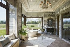 Country Master Bathroom - Come find more on Zillow Digs!