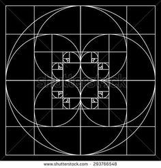 Golden ratio patterns
