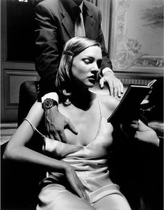 by Helmut Newton
