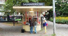 Salmiakkikioski, Helsinki, Finland