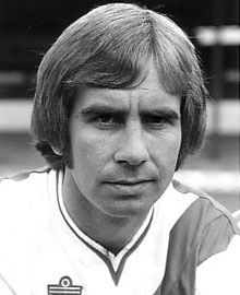 Jeff Bourne 1948-2014,English footballer played as a striker mainly in the lower divisions before moving to the United States in 1977