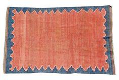 "One Kings Lane - Antique Caucasian Kilim, 7'7"" x 4'10"""