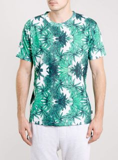 New Love Club Palms T-shirt* - TOPMAN EUROPE