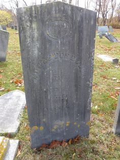 Nutfield Genealogy: Tombstone Tuesday ~ Augustus and Martha Dodge, Beverly, Massachusetts #genealogy