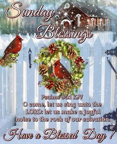 Sunday Blessings Have A Blessed Day good morning sunday sunday quotes good morning quotes happy sunday sunday blessings religious sunday quotes sunday quote happy sunday quotes good morning sunday winter sunday quotes sunday blessings quotes Sunday Wishes, Sunday Greetings, Happy Sunday Quotes, Blessed Sunday, Blessed Quotes, Have A Blessed Day, Good Morning Quotes, Christmas Scenes, Christmas And New Year