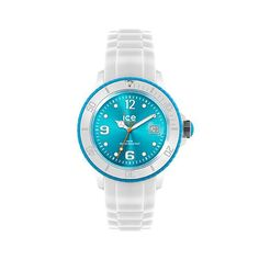 ICE WATCH SMALL SILI FOREVER WHITE & TURQUOISE WATCH £75