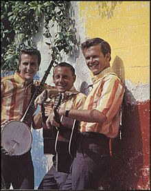The Kingston Trio - my Dad listened to this a lot........great stuff