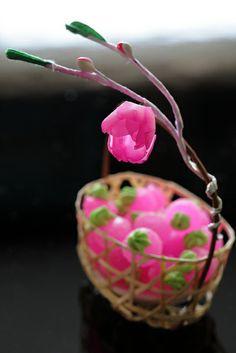 Japanese Candy Basket